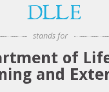 Department Of Lifelong Learning and Extension
