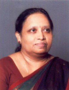 Dr. Sharayu Asolkar.
